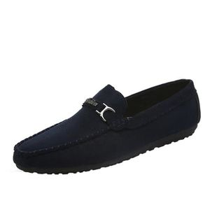 CHAUSSURES BATEAU Bateau Homme Plate Chaussure pour Conduite Confort