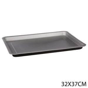 ACCESSOIRES DE FOUR Secret de Gourmet - Plaque rectangulaire  37x32cm