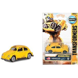 FIGURINE - PERSONNAGE TRANSFORMERS M6 Bumblebee X1 Blister