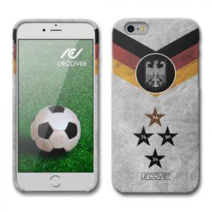COQUE - BUMPER URCOVER Coque Equipe de Allemagne pour Apple iPhon