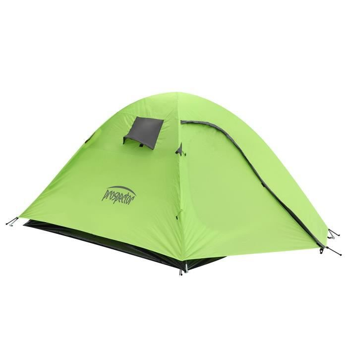 PROSPECTOR Tente Camping 3 Places
