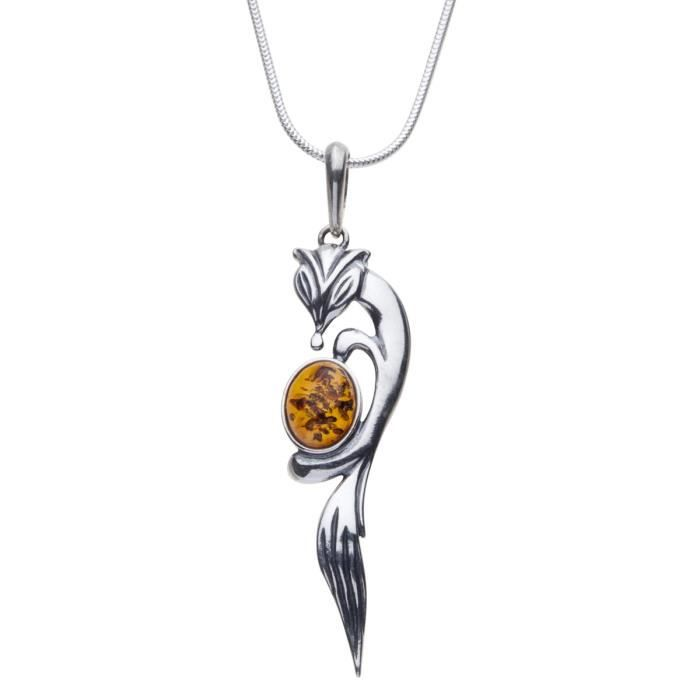 061a201280890 - Collier Femme - Argent 925-1000 KIMCI