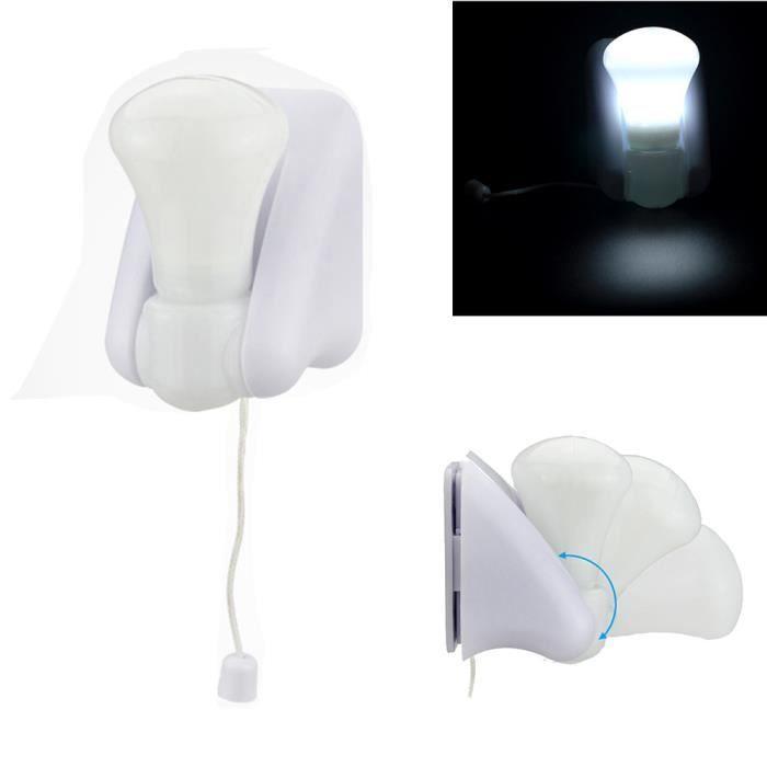 Veilleuse Chambre Lampe Led Montage Avec Pour Mur Fil Cabinet MSpUzV