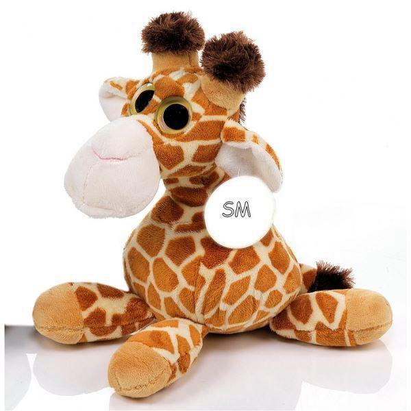 peluche bebe girafe