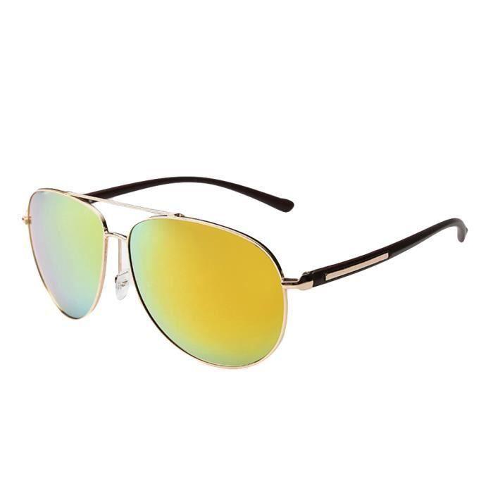 LUNETTES DE SOLEIL lunettes de soleil homme polarisées de Fashion Gra