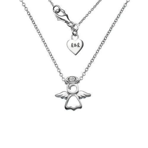 Lily Lotty - Angel necklace - Collier Femme - A…