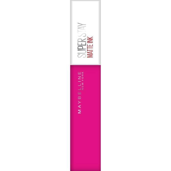 GEMEY MAYBELLINE Superstay Matte Ink Rouge à lèvre - 30 Romantic