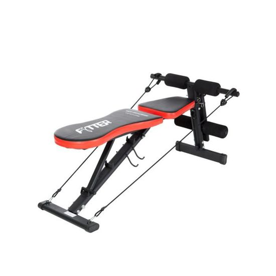 banc de musculation fytter bench be-03r