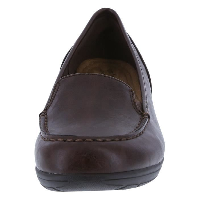 Comfort Plus Colby Mocassins Q9B55 Taille-37 1-2