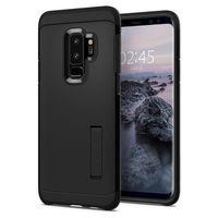 COQUE - HOUSSE - ÉTUI Galaxy S9 Coque Renforces Noir