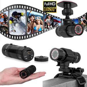 CAMÉRA SPORT Full HD 1080P DV Mini Waterproof Sports Camera Bik