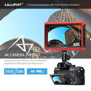 ECRAN - MONITEUR Lilliput A7S 7 pouces HDMI IPS Support Entrée Sort