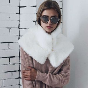 ECHARPE - FOULARD Femmes écharpe chaud foulards Soft foulard Short é ... 2161ba63cfe