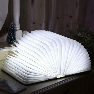 LAMPE A POSER Lampe en bois Lumière blanc froid LED 500 Lumens P