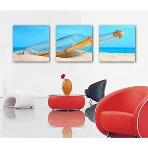 TABLEAU - TOILE Tableau moderne imprimé sur toile Multi Panneaux