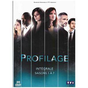 DVD SÉRIE Profilage - Coffret Integrale Saisons 1 a 7 (DVD)