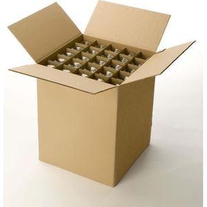 carton demenagement verre achat vente carton demenagement verre pas cher soldes d s le 10. Black Bedroom Furniture Sets. Home Design Ideas