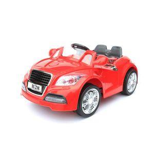 VOITURE ENFANT Voiture électrique 6V - BMW rouge