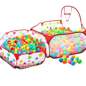 BALLE - BOULE - BALLON Piscine à Balles pour Enfants Tente de Jeu Bébé Po