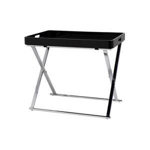 table pliante 40 cm achat vente table pliante 40 cm pas cher cdiscount. Black Bedroom Furniture Sets. Home Design Ideas