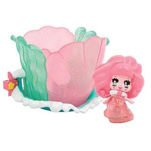FIGURINE - PERSONNAGE GLIMMIES Aquaria Maison Coquillage Ebby