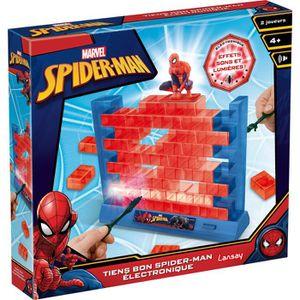 JEU SOCIÉTÉ - PLATEAU SPIDERMAN - Tiens Bon Spiderman Electronique