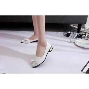 ESCARPIN Chaussure Femmes Printemps Été Comfortable Faible
