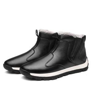 4079fec9e52235 CHAUSSURES DE RANDONNÉE Femmes Bottes de neige Hiver Chaud Bottes Chaussur