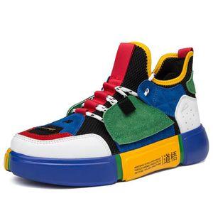 BASKET Basket Homme Basket plate doux Chaussure de sport