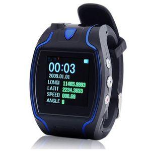 TRACAGE GPS Montre GPS traceur gps téléphone et micro espio…