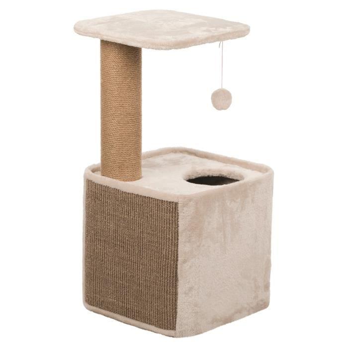 TRIXIE Arbre à chat Lisann - taupe clair - Pour chat