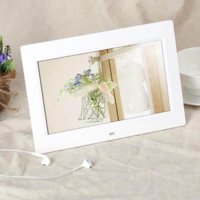 reveil cadre photo numerique achat vente reveil cadre photo numerique pas cher cdiscount. Black Bedroom Furniture Sets. Home Design Ideas