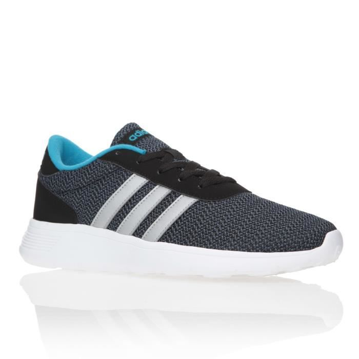 Et Homme GrisNoir Racer Baskets Lite Neo Chaussures Blanc Adidas jLqA4R35