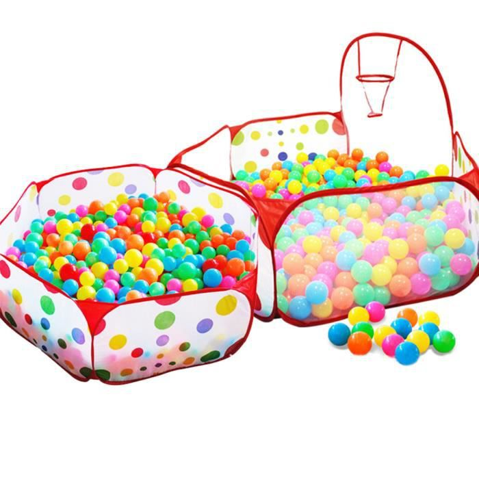piscine balles pour enfants tente de jeu b b portable oc an boule piscine jouets ar ball l. Black Bedroom Furniture Sets. Home Design Ideas