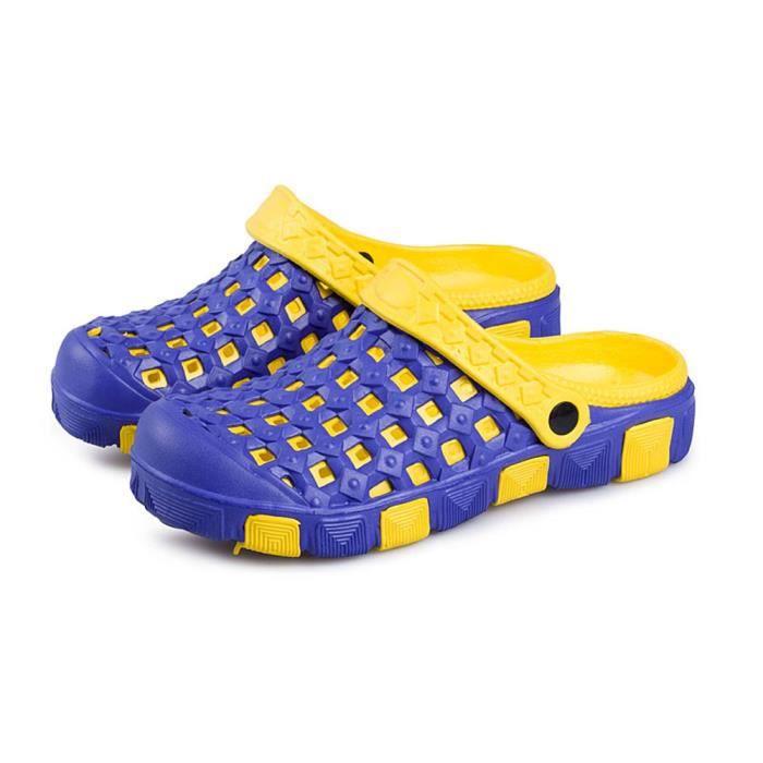 femme Sandales Classique été Pour plage Poids Léger Durable Chaussures Haut qualité Nouvelle Mode Poids Léger Grande Taille 36