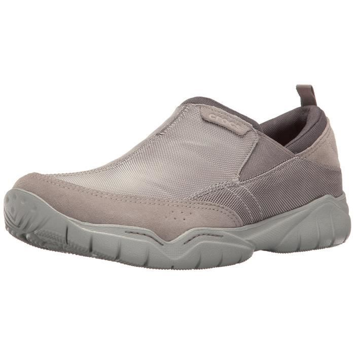 Crocs Swiftwater bord Moc Slip-on QW7EH Taille-39 kqiW0ANlmN