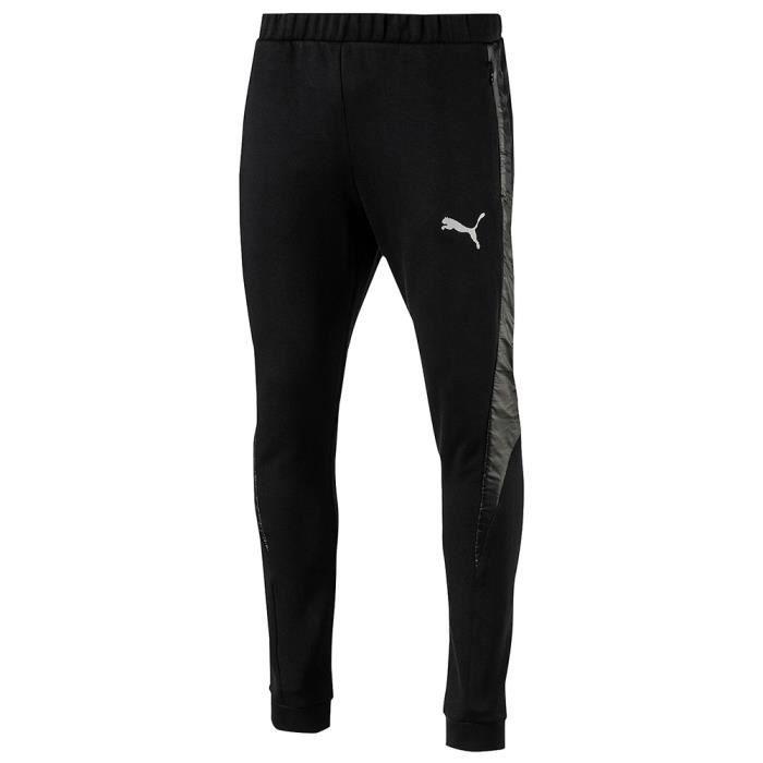 Homme Taille Noir Puma Shield L Evostpe Pantalon Fd Survêtement nwOvN8m0