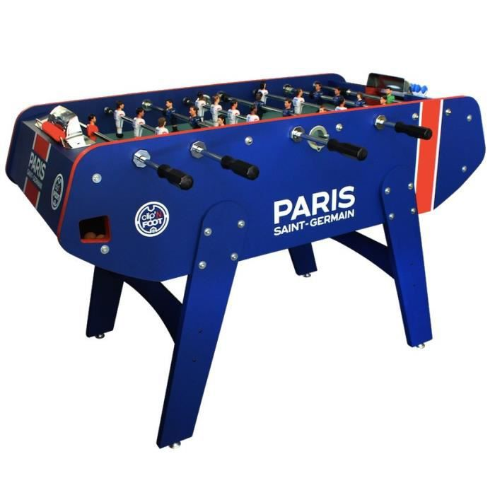 73263b02d2e209 PSG Babyfoot Paris saint Germain Clip n Foot - Achat   Vente baby ...