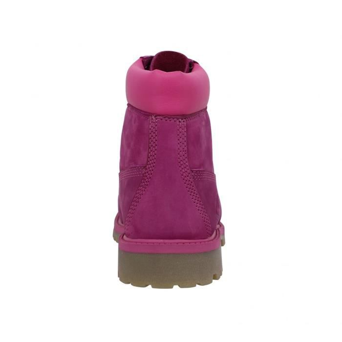 Timberland Boots 6IN PRM WP BOOT KIDS Roses Pink