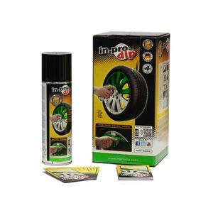In.Pro Dip vert VERT - kit 4 bombes