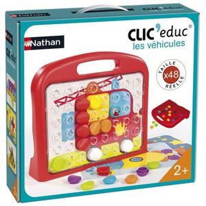 NATHAN Clic Educ Color Vehicules