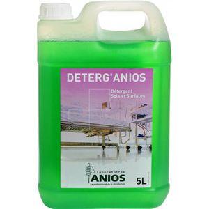 NETTOYAGE MULTI-USAGE Deterg'anios Nettoyants sols et Matériel Bidon 1L