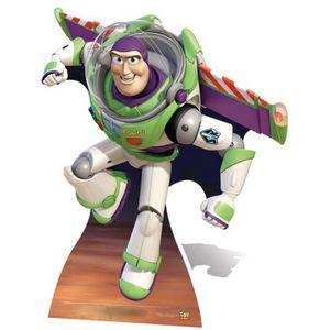 STATUE - STATUETTE Figurine Géante Buzz l'éclair Toy Story