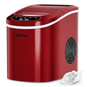 MACHINE À GLACONS Machine à Glaçons Machine pour Glace Réservoir 2,2