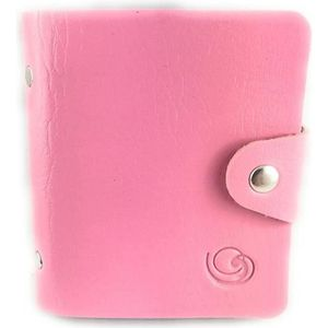 CARTE A COLLECTIONNER Mini classeur souple Lagiwa® ROSE pour Cartes Poke