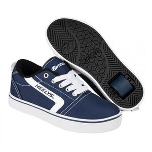BASKET Heelys chaussure a roulette gr8 pro 100216 navy wh