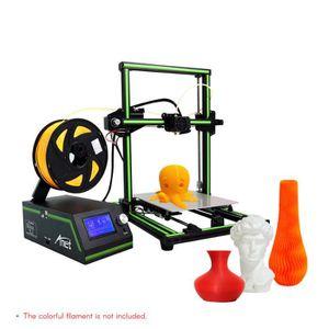 IMPRIMANTE 3D Anet E10 3D Imprimante DIY Kit Partiellement Assem