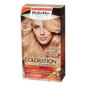 Meilleure coloration blonde commerce