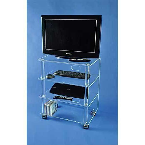 meuble tv hifi sur roulettes achat vente meuble tv. Black Bedroom Furniture Sets. Home Design Ideas