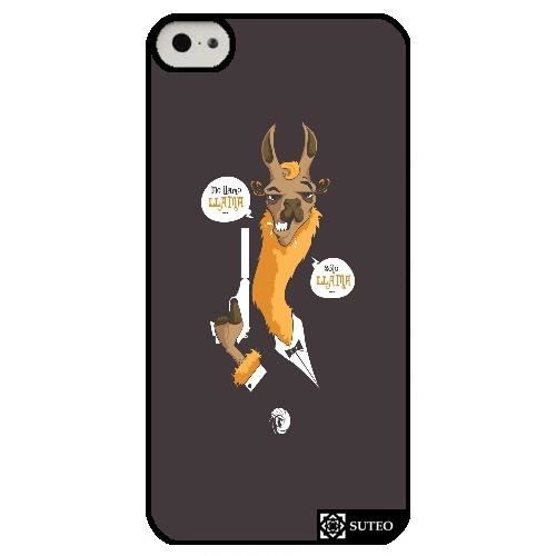 coque iphone 5 lama